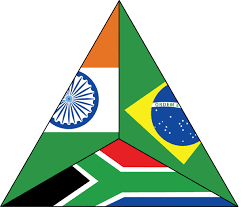 The New South African Flag Babus Of India India Brazil And South Africa Join Hands In