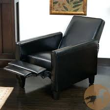 stylish leather recliner chair stylish modern american leather