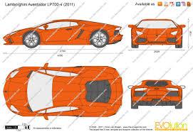 lamborghini gallardo blueprint the blueprints com vector drawing lamborghini aventador lp700 4