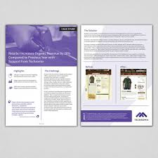 case study template for techromix other business or advertising