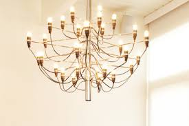 Light Bulb Chandelier Diy How To Hang A Chandelier Diy True Value Projects