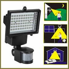 solar motion detector flood lights solar powered led motion activated flood light timer included