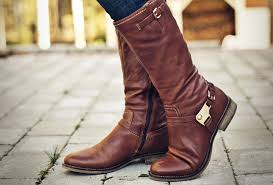 good motorcycle shoes how to tuck non skinny jeans into boots without looking like a