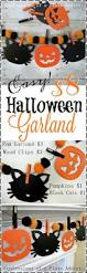 Halloween Garland Confessions Of A Plate Addict Easy And I Mean Easy 8 Halloween