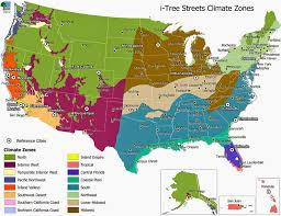 detailed map of usa and canada us climate map zone images usa cdoovision