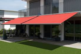 Motorized Awnings Motorized Retractable Awnings Expand Your Outdoor Living Space