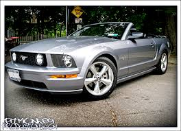 mustang size 2007 mustang gt stock size ford mustang forum