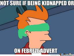 Febreze Meme - futurama fry febreze advert by recyclebin meme center