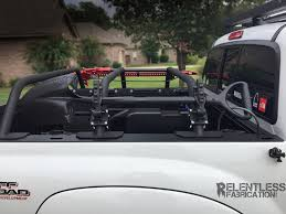 2005 Toyota Tacoma Roof Rack by 2005 Current Tacoma Bed Cargo Cross Bars Set Of 3 U2013 Relentless