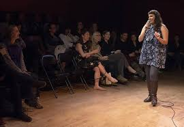 latina comedian brings fresh perspective to the stage