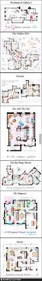seinfeld apartment floor plan 37 best tv home plans images on pinterest arquitetura floor