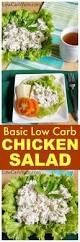 best 25 low calorie chicken salad recipe ideas on pinterest