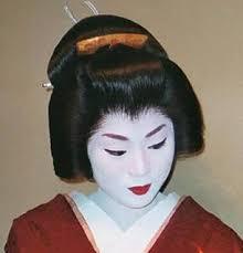 Geisha Hairstyles 38 Best Anime Images On Pinterest Geishas Japanese Kimono And