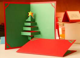 cartão de natal em 3d kirigami cards and natal