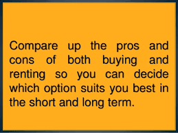pros and cons of renting a house buying versus renting a house 299 adelphi street brooklyn ny
