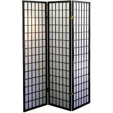 Panel Shoji Screen Room Divider - 3 panel shoji screen