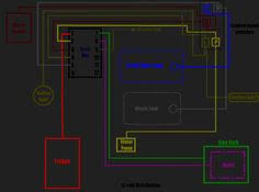 12 volt wiring diagram 12 volt pinterest campers layout and