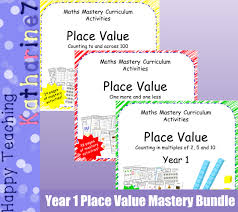 place value mastery year 1 1 more and 1 less by katharine7