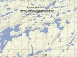 Map Of Saskatchewan Woods Cree Pictograph Sites Of Saskatchewan Ramblin U0027 Boy
