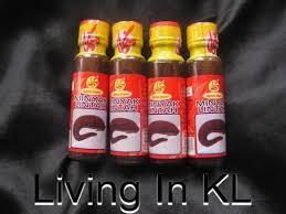 4 x 20ml bottles leech oil minyak lintah living in kl