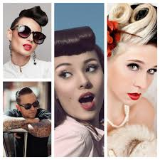 Vintage Hochsteckfrisurenen Anleitung by 66 Rockabilly Frisuren Coole Ideen In Retro Look