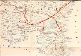 Fla Map Savannah Florida U0026 Western Railway 1881 Map