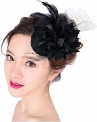 hair fascinator big deal on burlesque mini top hat aniwon black hair