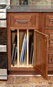 cutting kitchen cabinets cliqstudios tray base cabinet is the perfect solution for storage