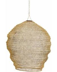 Wire Pendant Light Don T Miss This Deal Gold Wire Mesh Pendant Light