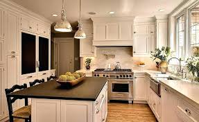 Kitchen Island Black Granite Top White Kitchen Island With Black Granite Top Cfresearch Co