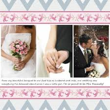 scrapbook wedding wedding scrapbook ideas lovetoknow