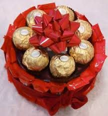 chocolates for s day s day women men gift basket floating candles ferrero rocher