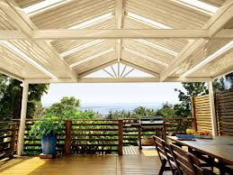 Pergola Designs With Roof by Outback Gable Stratco