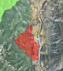 Wildfire Bc Map 2015 by Crews Continue To Contain Cisco Road Fire