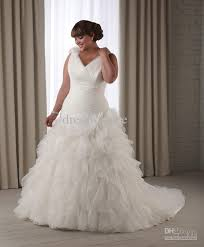 clearance wedding dresses plus size clothing for large ladies