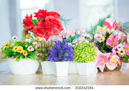 artificial flowers stock images royalty free images vectors