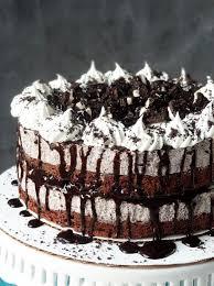 oreo cookies and cream ice cream cake recipe cream cake oreos