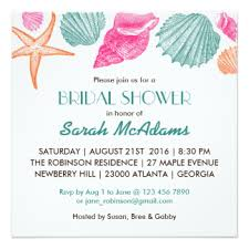 bridal shower invitations announcements zazzle
