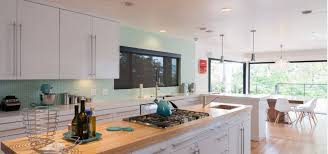 kitchen with white cabinets and wood countertops 31 kitchens with butcher block countertops sebring design