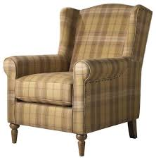 plaid accent chair plaid living room chairs modern house design whit