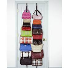 easy handbag storage ideas