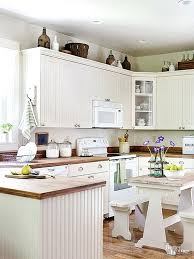 what to do with space above kitchen cabinets space above kitchen cabinets ideas for decorating above kitchen