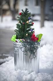 guidelines for christmas tree disposal and holiday trash schedule