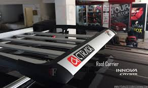 kenwood dealer innova crysta roof carrier dealer chennai toyota innova crysta