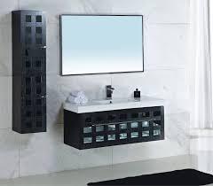 bathroom smart wall mounted vanities for small bathrooms cool