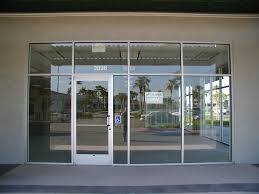 store front glass doors store fronts harbor all glass u0026 mirror inc