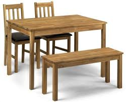 oiled oak dining table julian bowen coxmoor oiled oak rectangular dining table 2 chairs