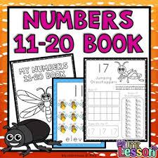 11 20 bundle worksheets number posters tracing strips