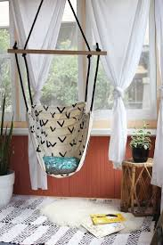 the 25 best indoor hammock chair ideas on pinterest bedroom