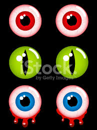 martini eyeball halloween horror eyeball martini glass drink gross stock photos